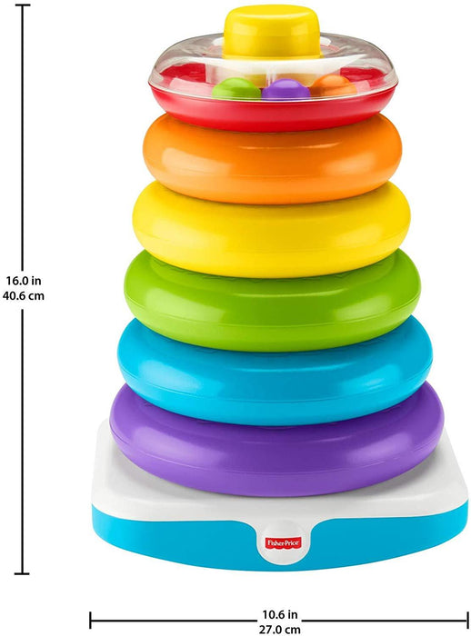 Fisher-Price Gigante Rock A Stack Anne Claire Baby Store