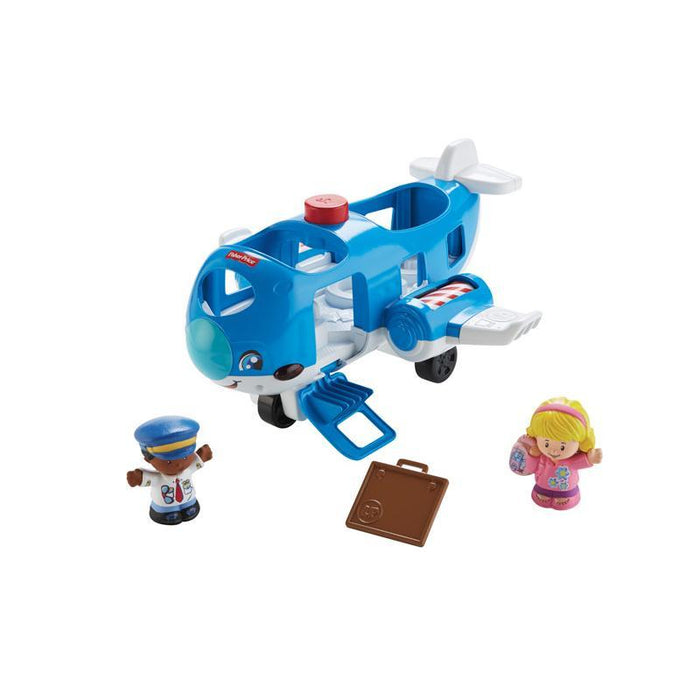 Fisher-Price Little People - Avião grande Anne Claire Baby Store