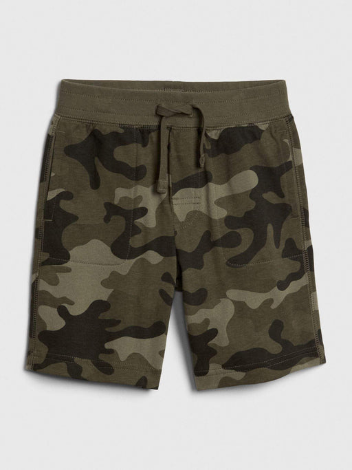 GAP Boy - Shorts Camuflado ROUPA GAP