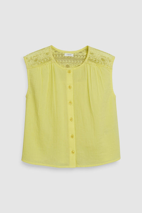 Holiday Shop - Blusa Amarela Anne Claire Baby Store