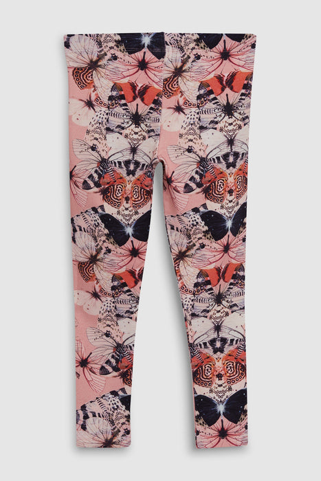 Holiday Shop - Legging Pink Borboletas Anne Claire Baby Store