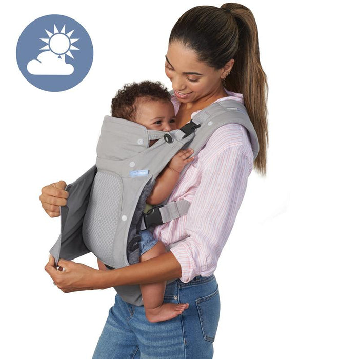 Infantino In Season 5 Layer Ergonomic Carrier Anne Claire Baby Store