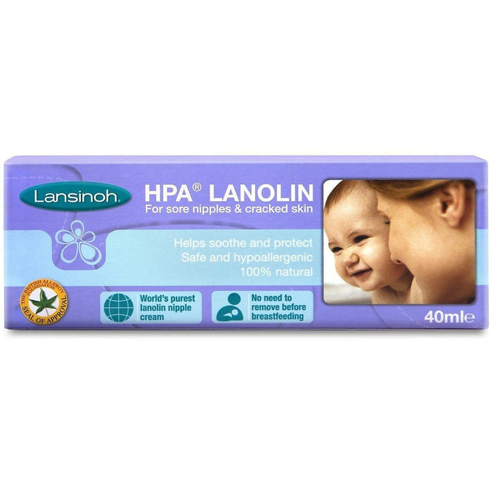 Lansinoh HPA Pomada 40ml de Lanolina Anne Claire Baby Store