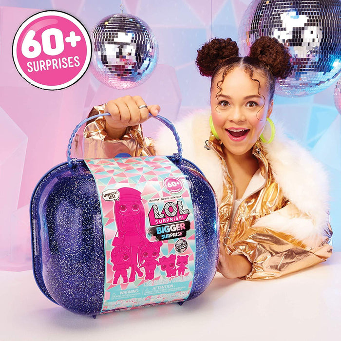 L.O.L. Surprise! Winter Disco Bigger Surprise Anne Claire Baby Store