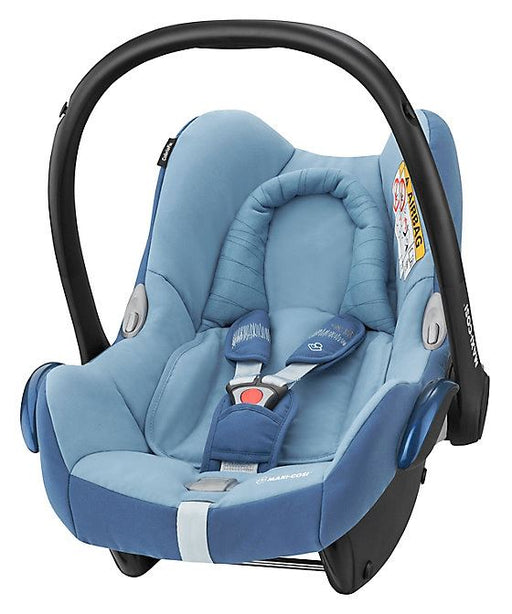 Maxi Cosi Cabriofix - Assento de carro infantil Anne Claire Baby Store Frequency Azul