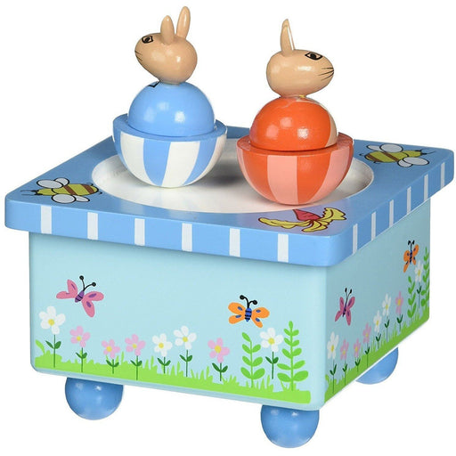 Orange Tree Toys - Wooden Music Box (de madeira) Anne Claire Baby Store Peter Rabbit