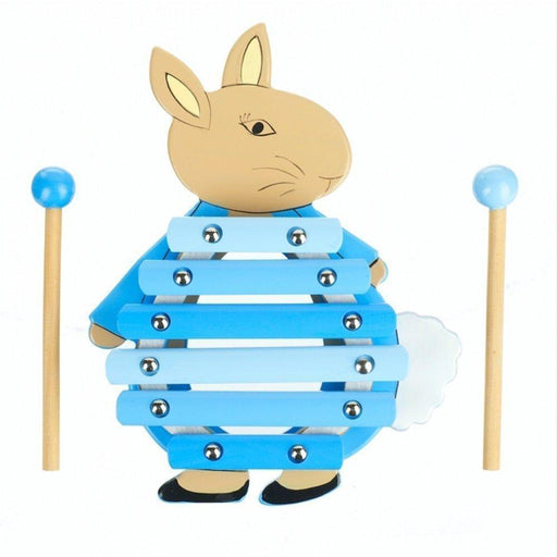 Orange Tree Toys - Wooden Xylophone (de madeira) Anne Claire Baby Store blue