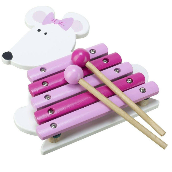 Orange Tree Toys - Wooden Xylophone (de madeira) Anne Claire Baby Store pink