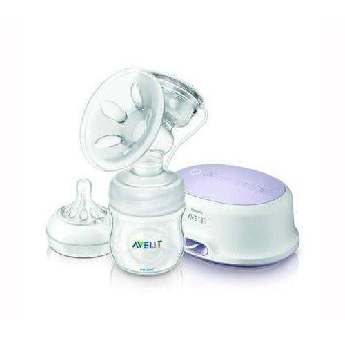 Philips AVENT Comfort Extrator Elétrico de Leite Materno Anne Claire Baby Store