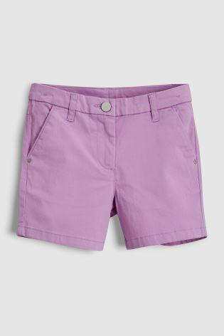 Shorts Chino Roxo Anne Claire Baby Store