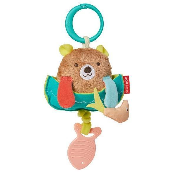 Skip Hop Camping Cubs Jitter Fishing Bear Anne Claire Baby Store