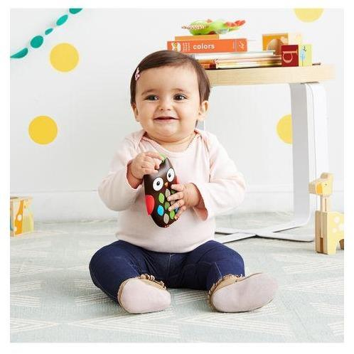 Skip Hop Explore & More Owl Musical Phone Toy Anne Claire Baby Store