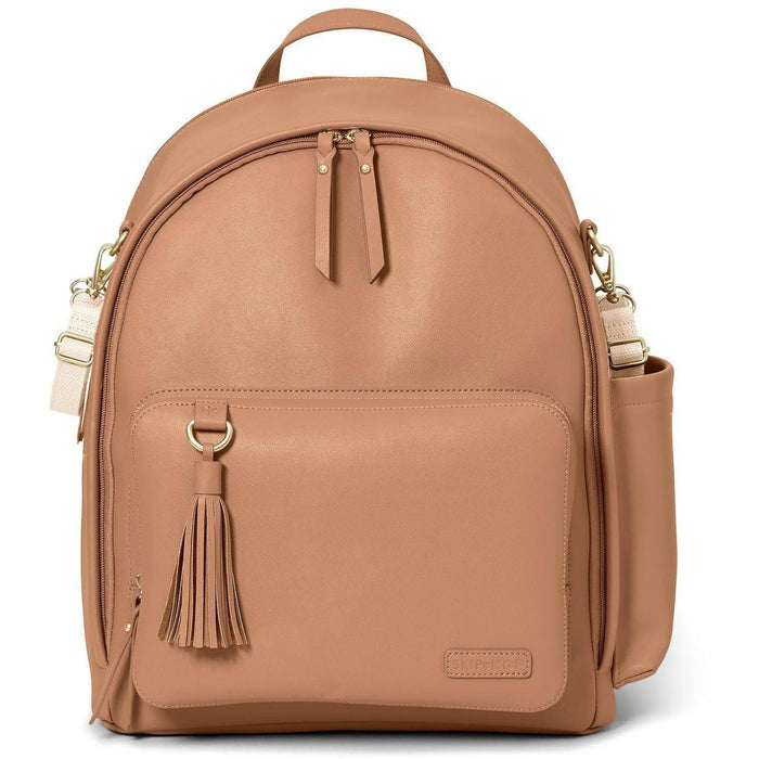 Skip Hop Mochila GREENWICH Simply Chic Anne Claire Baby Store Caramel