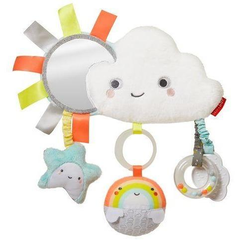 Skip Hop Silver Lining Cloud Stroller Bar Toy-Cloud Anne Claire Baby Store