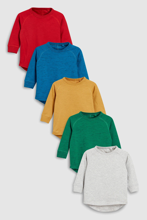 Sport Essentials - T-shirts Multi Cores pack com 5 ROUPA NEXT