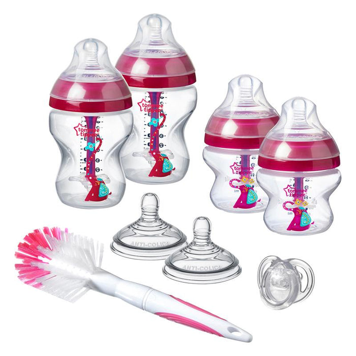Tommee Tippee - Bottle Starter Kit Menina Anne Claire Baby Store
