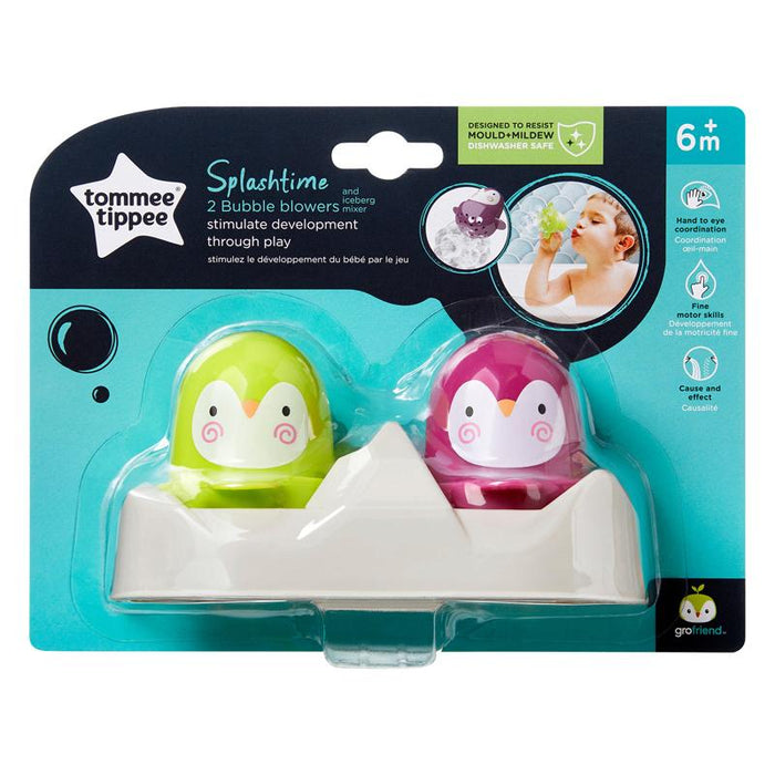 Tommee Tippee - Brinquedo de Banho - Splashtime Bubble Blowers Anne Claire Baby Store