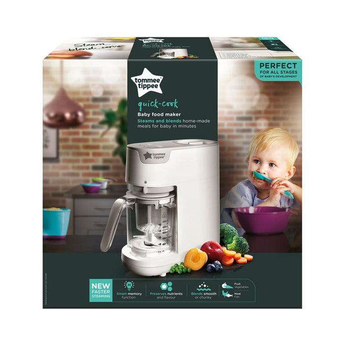 Tommee Tippee Cozinha a Vapor e Tritura o Alimento Anne Claire Baby Store