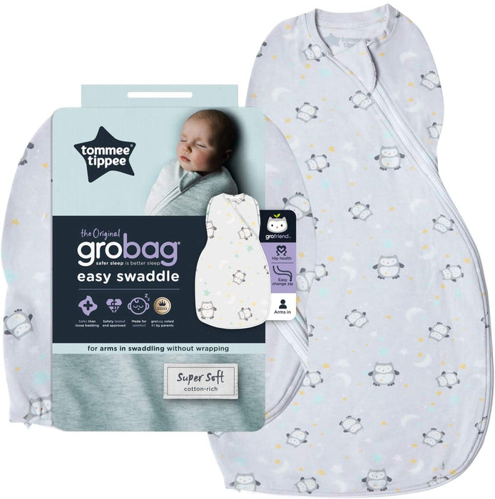 Tommee Tippee - Grobag EasySwaddle Little Ollie - 0 a 3 meses Anne Claire Baby Store