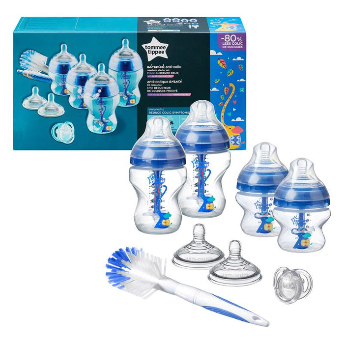 Tommee Tippee - Mamadeiras Starter Kit Boy Anne Claire Baby Store