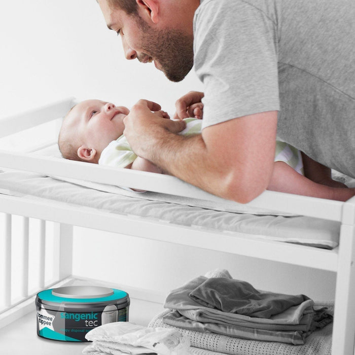 Tommee Tippee Sangenic Lixeira Elimina Odores e Germes Bestseller Anne Claire Baby Store Ltd.