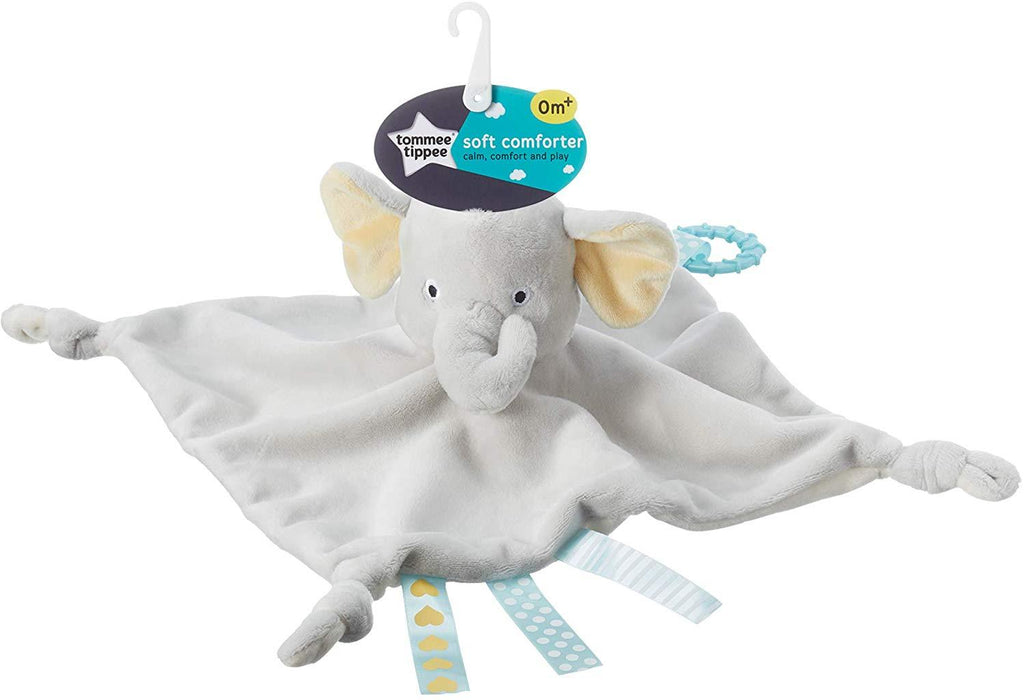 Tommee Tippee Soft Comforter Naninha com Mordedor Anne Claire Baby Store