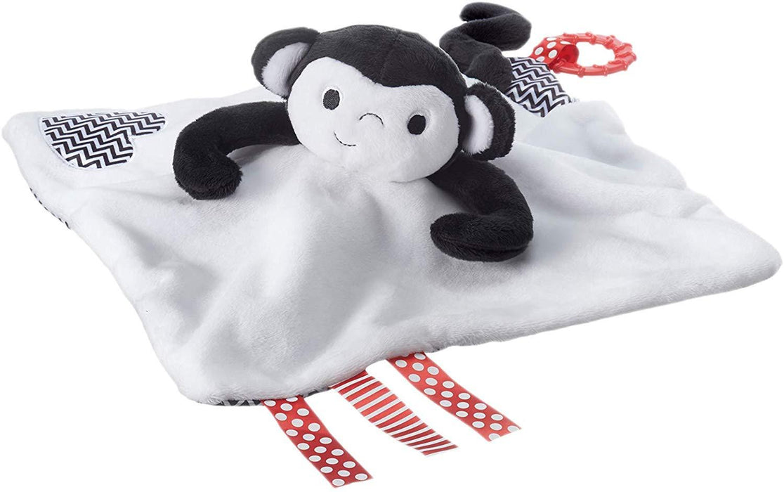Tommee Tippee Soft Comforter Naninha com Mordedor Anne Claire Baby Store Marco Monkey