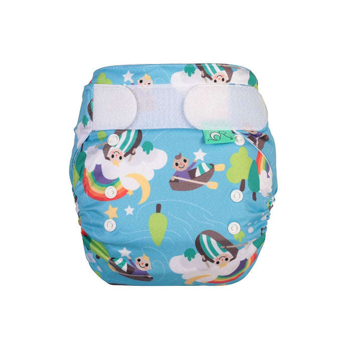 TotsBots Easyfit Star Fraldas de Pano Anne Claire Baby Store Row Your Boat