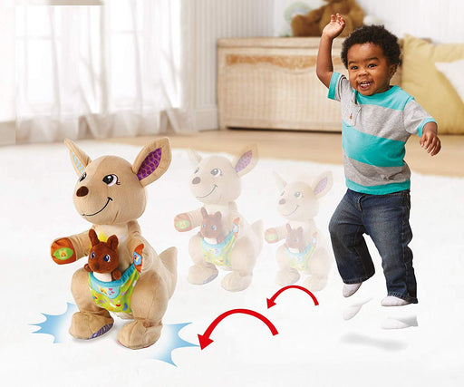 Vtech Hop-a-Roo Kangeroo Anne Claire Baby Store