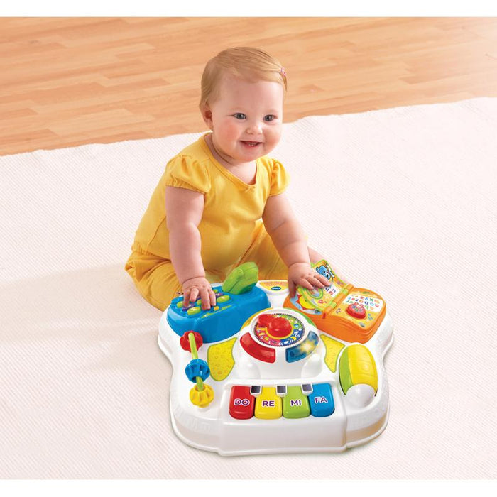 VTech Play & Learn Activity Table Anne Claire Baby Store