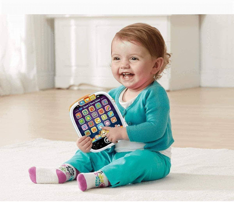 Vtech Touch & Teach Tablet Anne Claire Baby Store