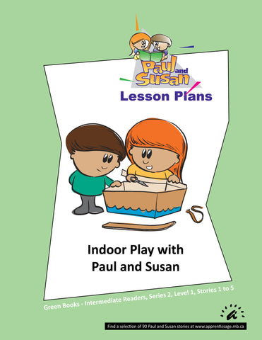 Paul and Susan - Green Books 1-5 Lesson plans
