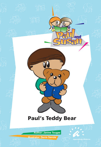 Paul's Teddy Bear
