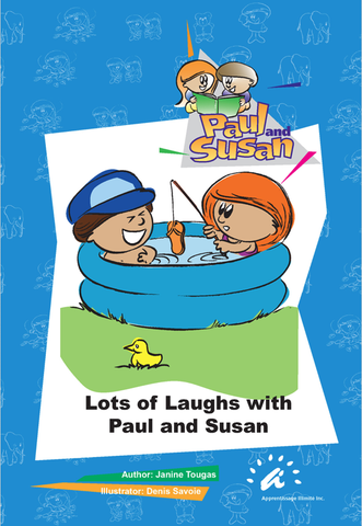 Blue Books 11 to 15 - Lots of Laughs with Paul and Susan