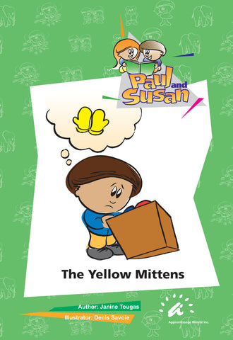 The Yellow Mittens