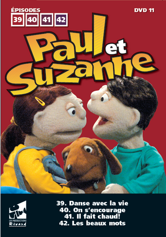 Shows Paul et Suzanne DVD 11