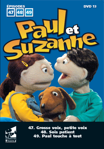 Shows Paul et Suzanne DVD 13