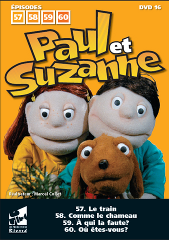 Shows Paul et Suzanne DVD 16