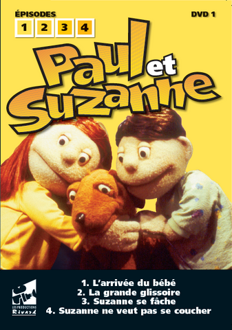 Shows Paul et Suzanne DVD 01