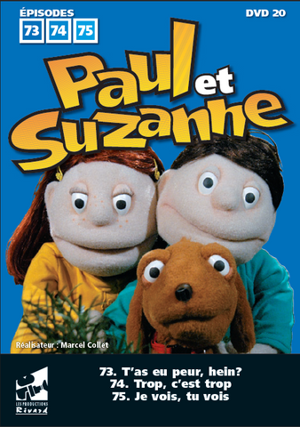 Shows Paul et Suzanne DVD 20