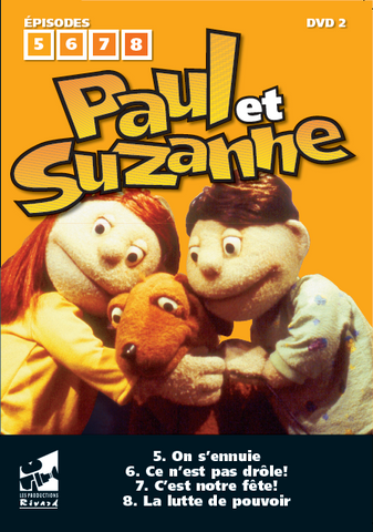 Shows Paul et Suzanne DVD 02