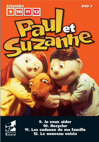 Shows Paul et Suzanne DVD 03