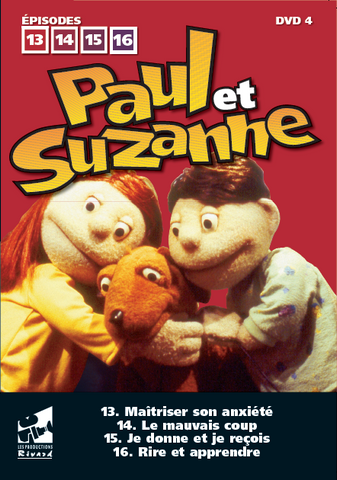 Shows Paul et Suzanne DVD 04
