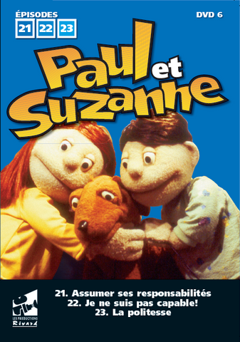 Shows Paul et Suzanne DVD 06