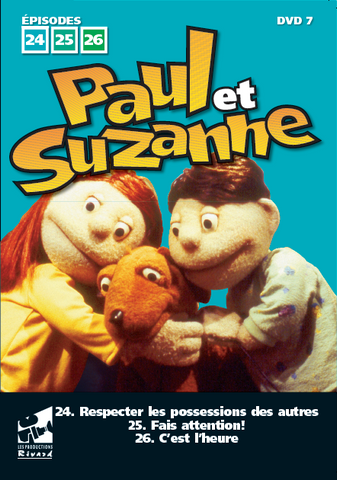 Shows Paul et Suzanne DVD 07