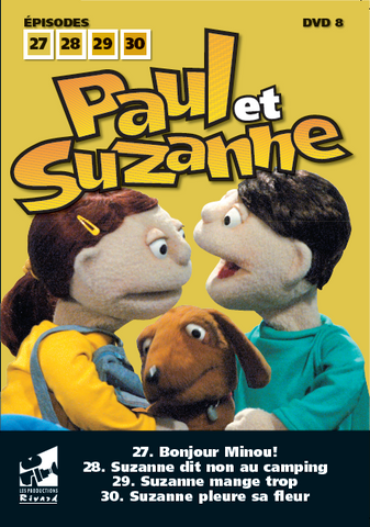 Shows Paul et Suzanne DVD 08
