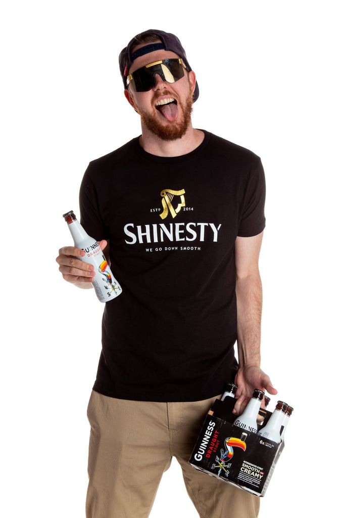 We Go Down Smooth | Shinesty T Shirt