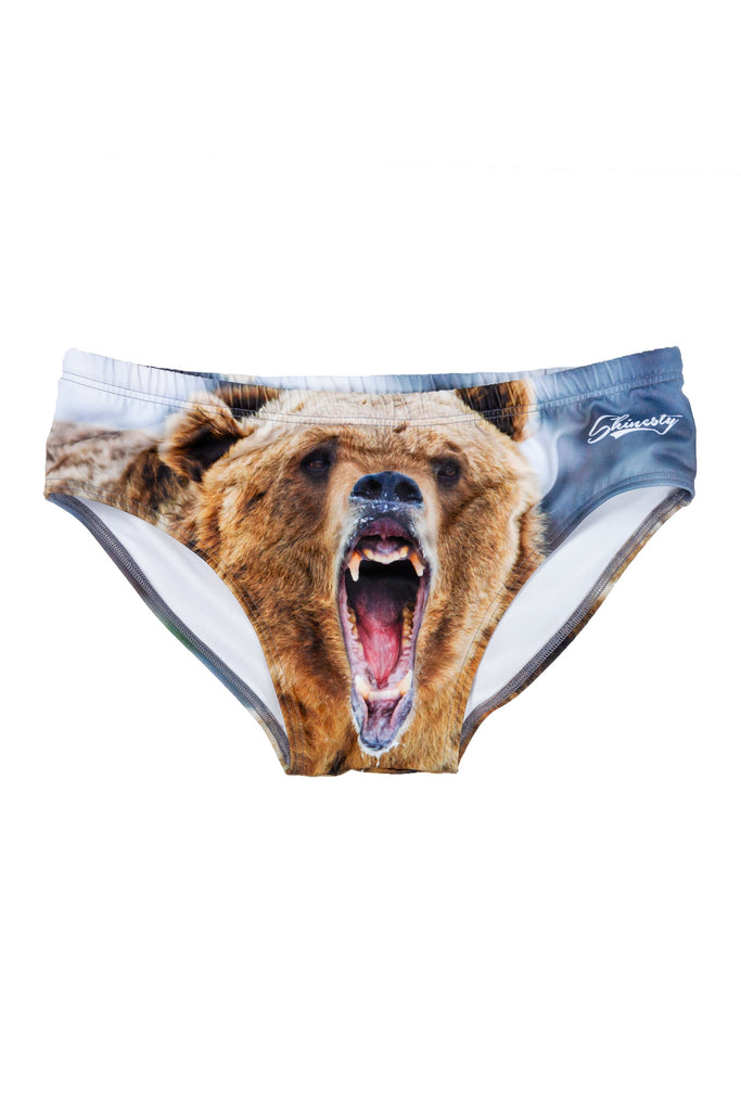 The Grizzly Groin | Men's Swim Brief