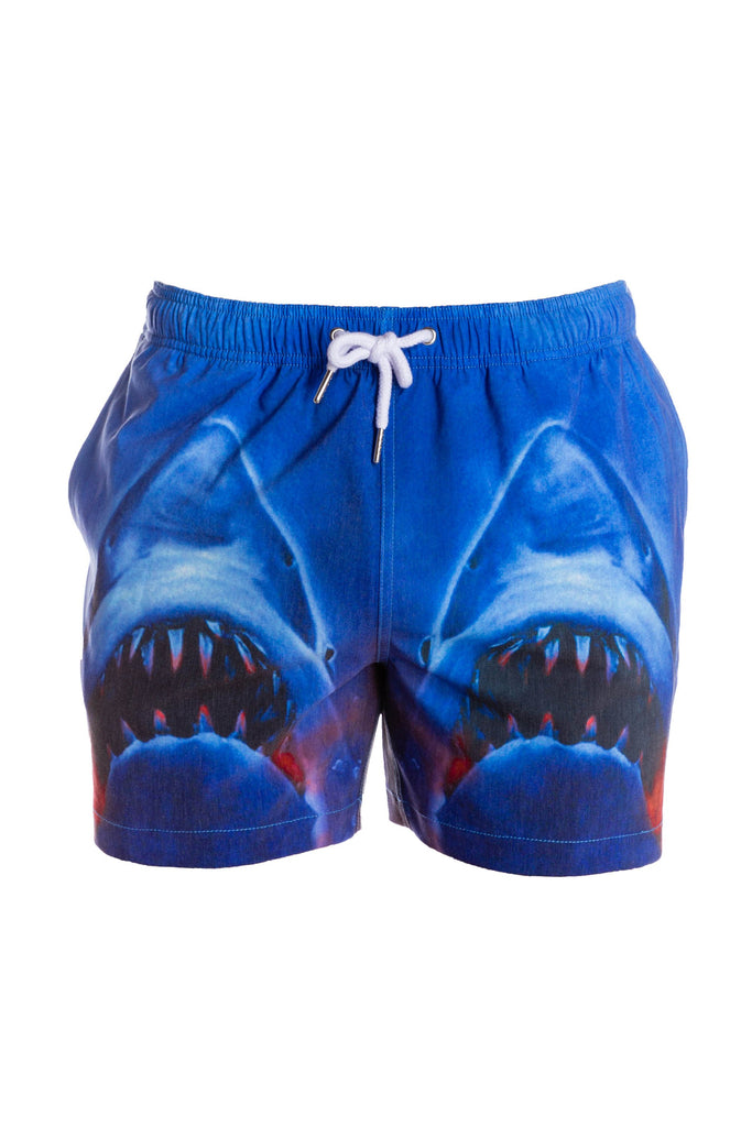 The Swallow You Wholes | Shark Swim Trunks