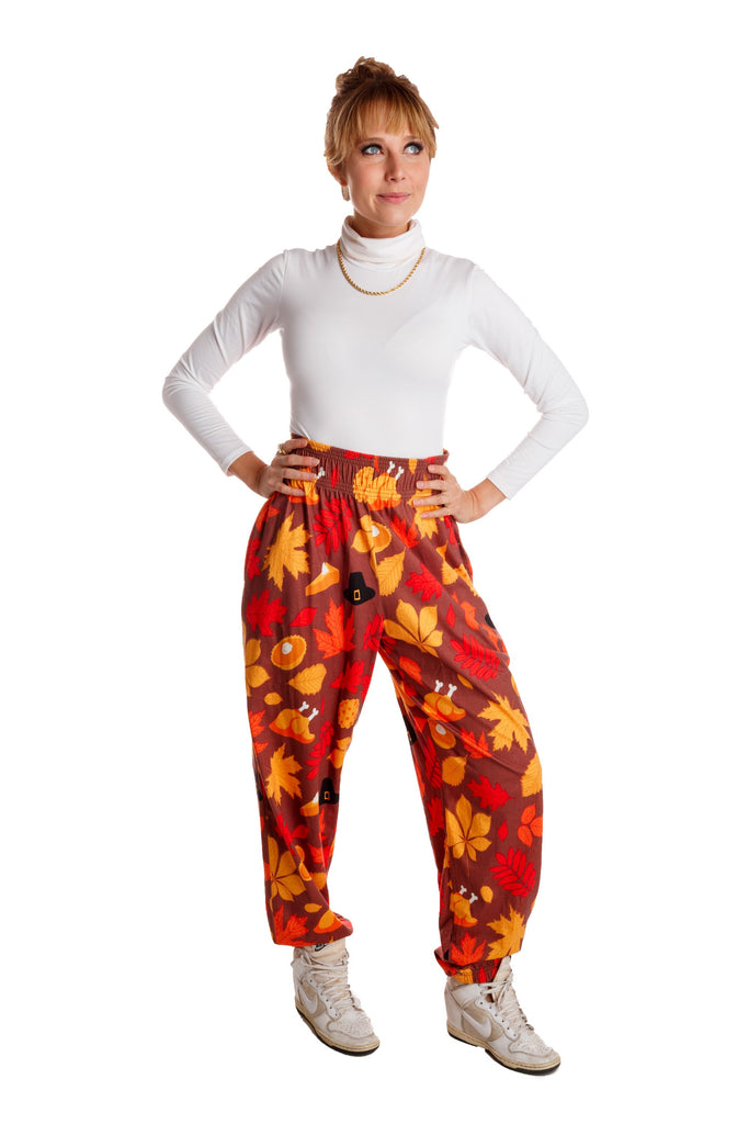 The Plymouth Pleasure Pants | Women's Thanksgiving Dinner Pants